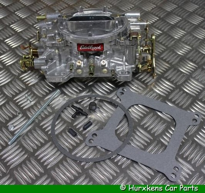 EDELBROCK CARBURATEUR V8 PER STUK