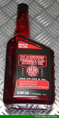 MARVEL MYSTERY OIL FLASK/FLES PER STUK