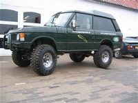 Range Rover Special