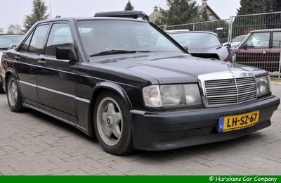 Mercedes 190 16V